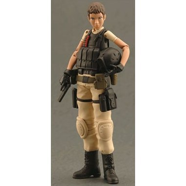 SOL - Special Operations Lady MMS Pre-Painted Action Figure: Lady DELTA