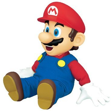 Super Mario DX Doll
