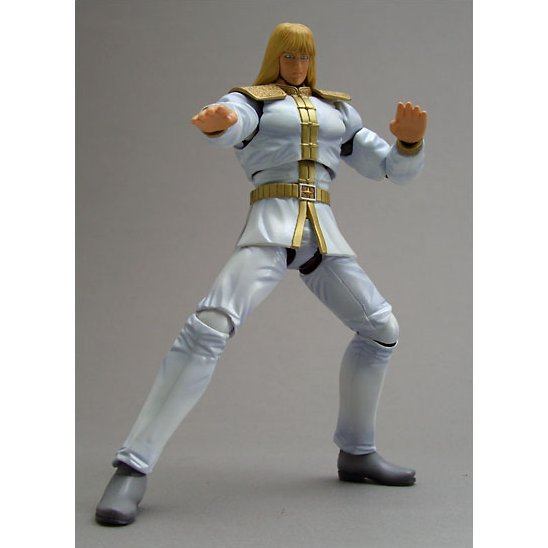 Hyper Hero Dynamite Alloy Collection Series 02 - Fist of The North Star 1/10 Scale Pre-Painted PVC Figure: Shin
