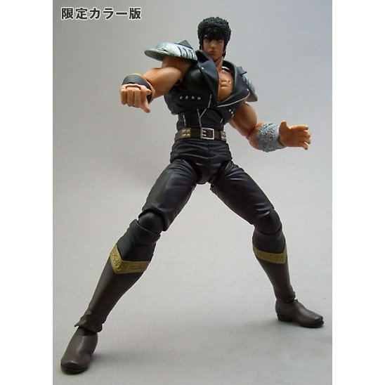 Hyper Hero Dynamite Alloy Collection Series 01 - Fist of The North Star 1/10 Scale Pre-Painted PVC Figure: Kenshiro (Limited Colour Version)