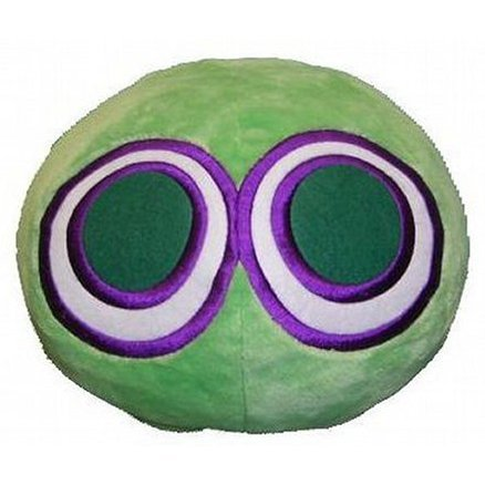 Puyo Puyo Fever 2 Plush Toy: Green Puyo (small)