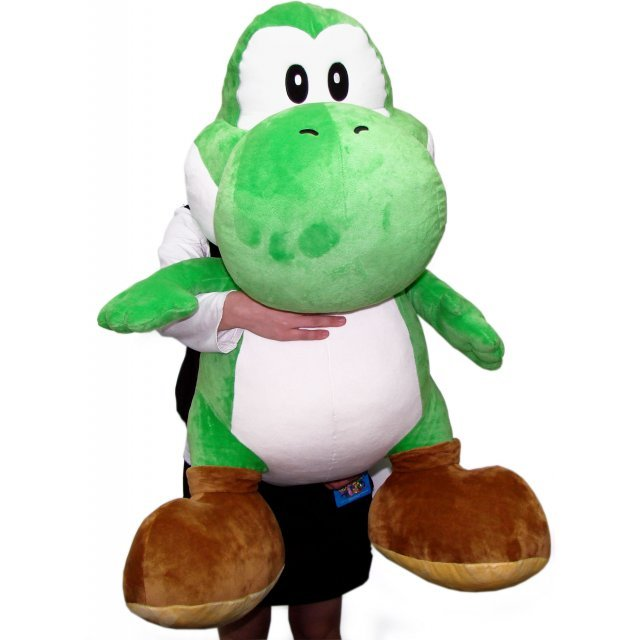 Mario Party Plush Doll: Yoshi (Extra large)