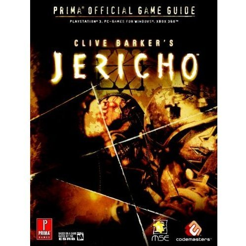 Clive Barker's Jericho: Prima Official Game Guide