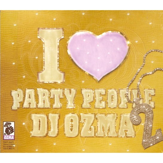 I Love Party People 2 [CD+DVD]