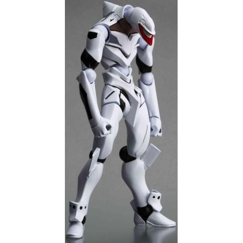 Revoltech Series FS limited Neon Genesis Evangelion Pre-Painted PVC Figure: Mass Production Wing