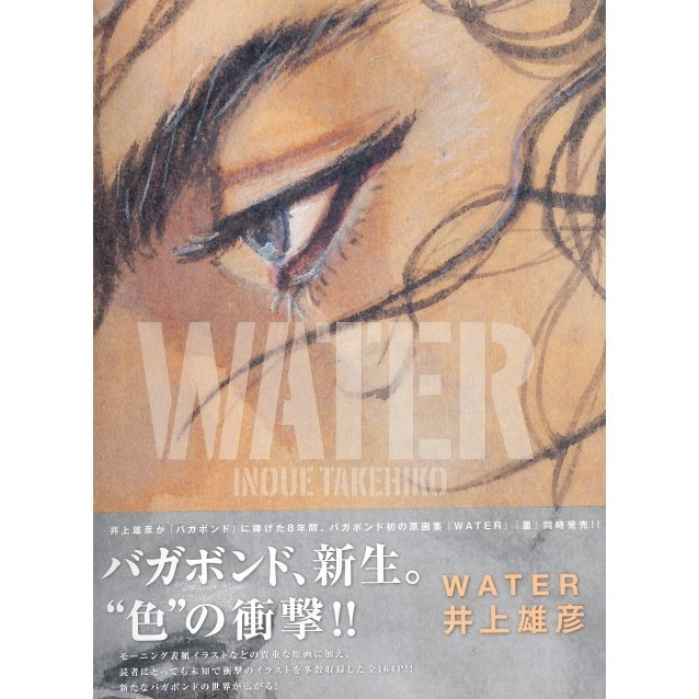 Bagabondo Illustrations Water Inoue Takehiko