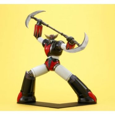 T.O.P ! Collection No.6 Grendizer Non Scale Pre-Painted PVC Figure: Grendizer