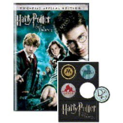 Harry Potter And The Order of The Phoenix [2-Discs Gift Edition]
