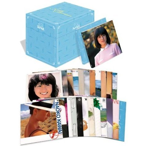 Naoko Kawai Original Album Box Naoko Premium [CD+DVD Limited Edition]
