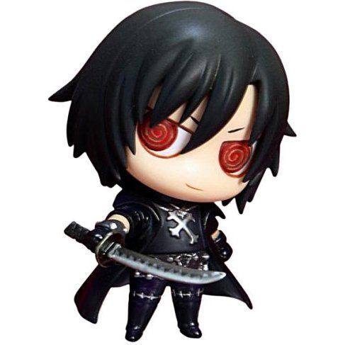 Togainu's Blood - PS2 Soft Sale commemoration Non Scale Pre-Painted PVC Figure: Shiki