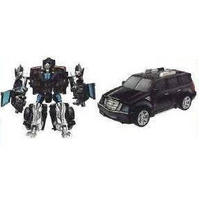 The Movie All Spark Power - Transformers Pre-Painted Figure: MD-23 Stockcade