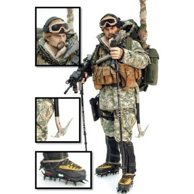 Special Force Mountain Ops Military 1/6 Scale Pre-Painted: Sniper (PCU ver.)