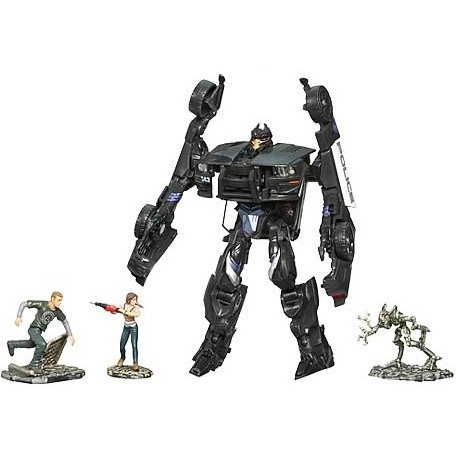 Screen Battles SB-01 Transformers Movie First Encounter Figure set