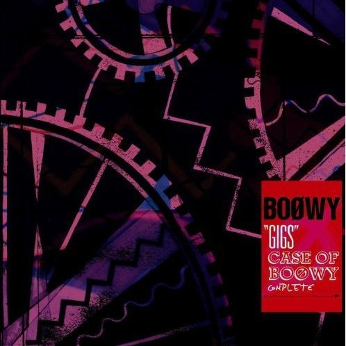 Gigs Case Of Boowy Complete