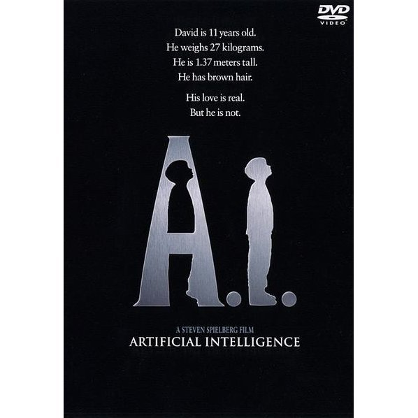A.I. Artificial Intelligence [Limited Pressing]