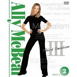 Ally Mcbeal Third Season Set 2