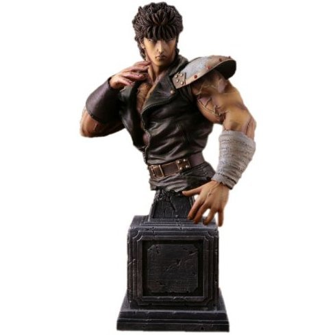 Fist of The North Star 1/6 Scale Pre-Painted Statue: Portrait Kenshiro