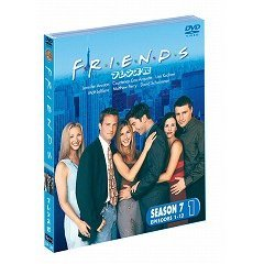Friends: The Seventh Season Set 1 [Limited Pressing]
