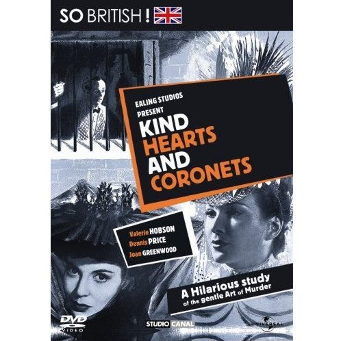 Kind Hearts And Coronets [Limited Edition]