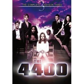 The 4400 Forty Four Hundred Season 3 Complete Box