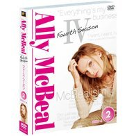 Ally McBeal Fourth Season Set 2 (Soft Shell)