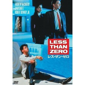 Less Than Zero [Limited Edition]