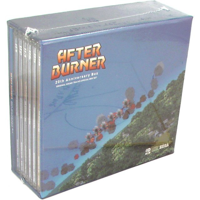 After Burner 20th Anniversary Original Sound Tracks Special Box Set