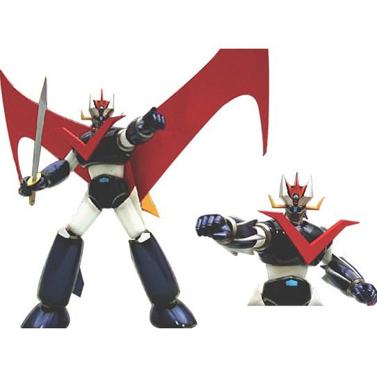 Super Robot Series 03 Great Mazinger Hyper Hero Dynamite Alloy Collection Pre-Painted PVC Figure: Great Mazinger