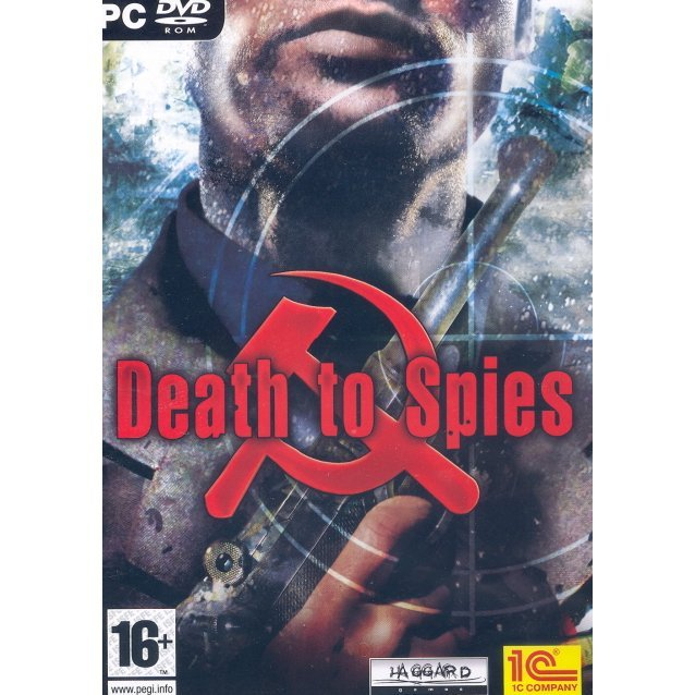 Death to Spies (DVD-ROM)