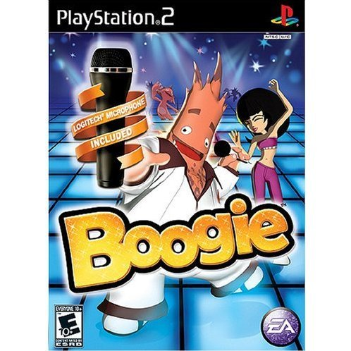 Boogie (w/ Microphone)