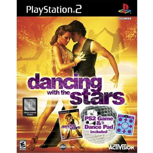 Dancing with the Stars (w/ DancePad)