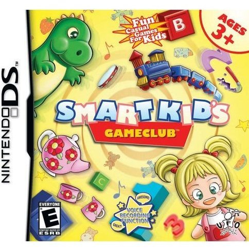 Smart Kid's: Gameclub