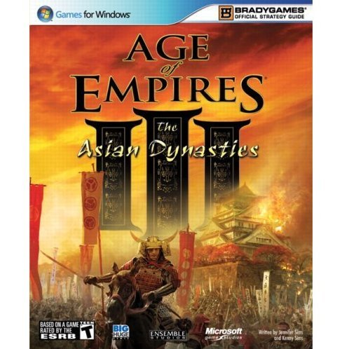 Age of Empires III: The Asian Dynasties Official Strategy Guide