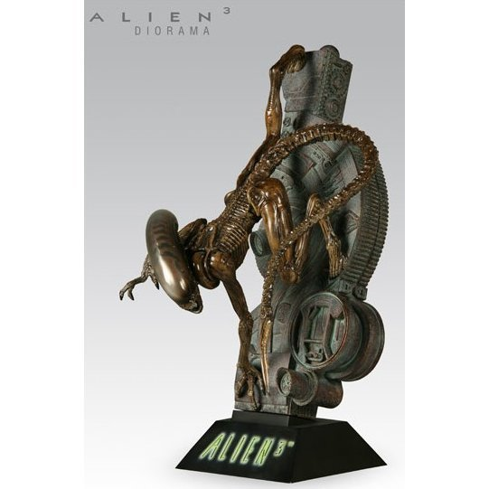 Diorama Alien 3 Pre-Painted Figure