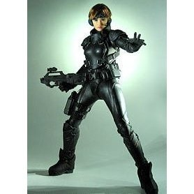 Cool Girl Appleseed 2 EX Machina 1/6 Scale Pre-Painted Figure: Deuman Knute in CG