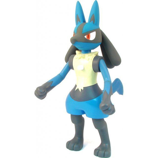 Pocket Monsters Pokemon Super Talking Advance Generation Figure: Luke Rio