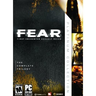 F.E.A.R. Platinum Collection: The Complete Collection (DVD-ROM)
