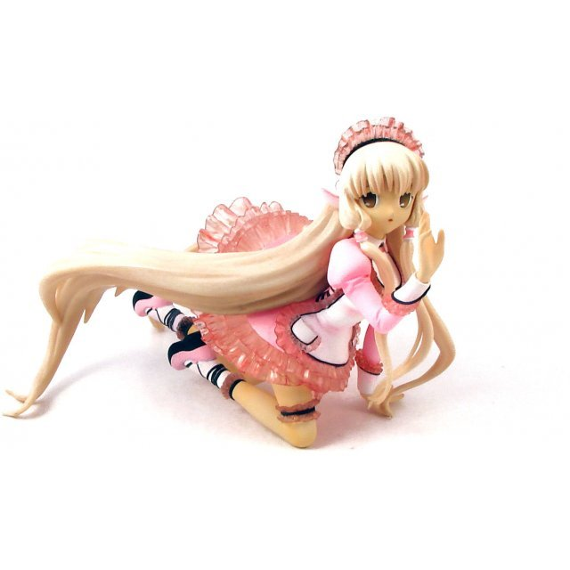 Chobits Pre-Painted PVC Figure: Chi (Pink Version)