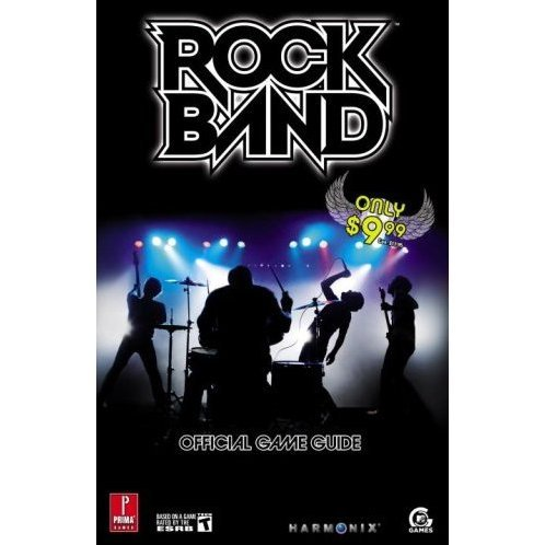 Rock Band: Prima Official Game Guide
