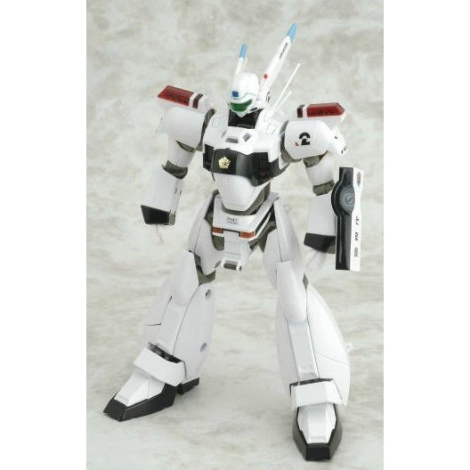 Brave Gokin 07 The Mobile Police Patlabor Non Scale Pre-Painted PVC Figure: Ingram 1 & 2 (Movie Version) (Re-Run)