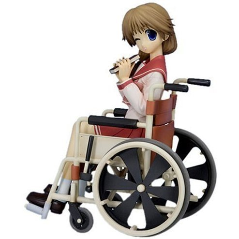 Another Days To Heart 2 1/8 Scale Pre-Painted PVC Figure: Komaki Ikuno