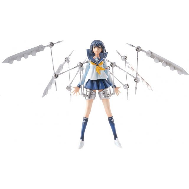 Armed alchemy Figure Collection Non Scale Pre-Painted PVC Figure: Tsumura Tokiko