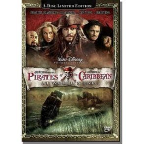 Pirates of The Caribbean: At World's End  [2-Discs Limited Edition]