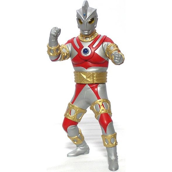 The Third Golgotha Series Ultra-man Non Scale Pre-Painted PVC Figure: Ace Robot