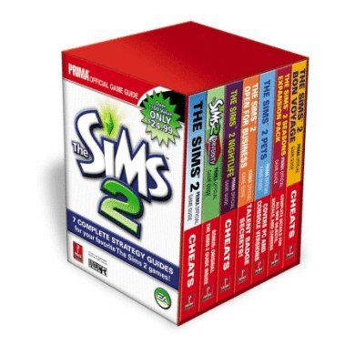 Sims 2 Box Set Prima Official Game Guide