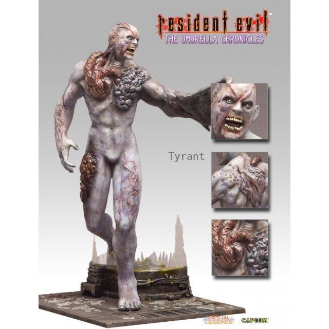 Virtual Legends Resident Evil - The Umbrella Chronicles Pre-Painted 1/6 Scale Statue: Tyrant