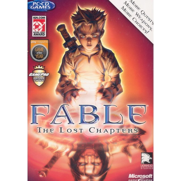 Fable: The Lost Chapters (English language Version)