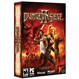 Dungeon Siege II (Chinese language Version)