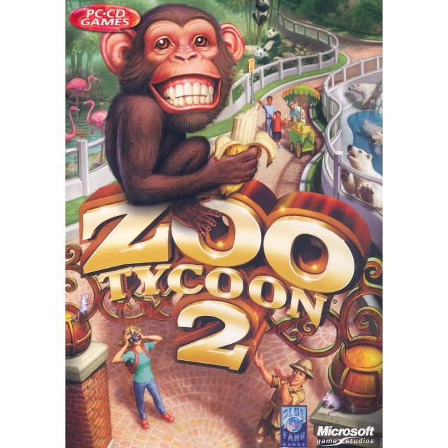 Zoo Tycoon 2 (English language Version)
