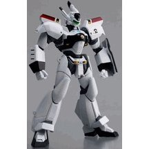 Revoltech Series No. 014 - The Mobile Police Patlabor Non Scale Pre-Painted PVC Figure: Ingram 2 (Re-run)